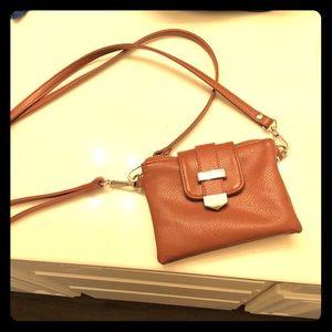 Mini over the shoulder purse